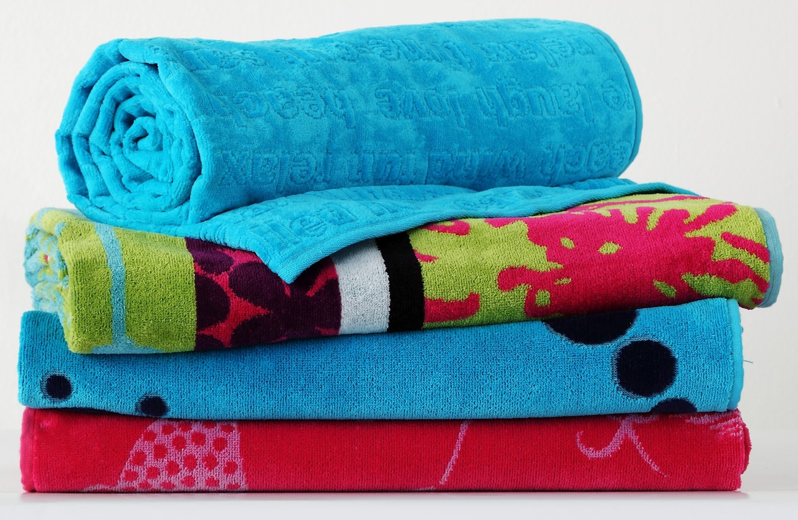 Screen Printing Or Embroidery For Personalized Beach Towels